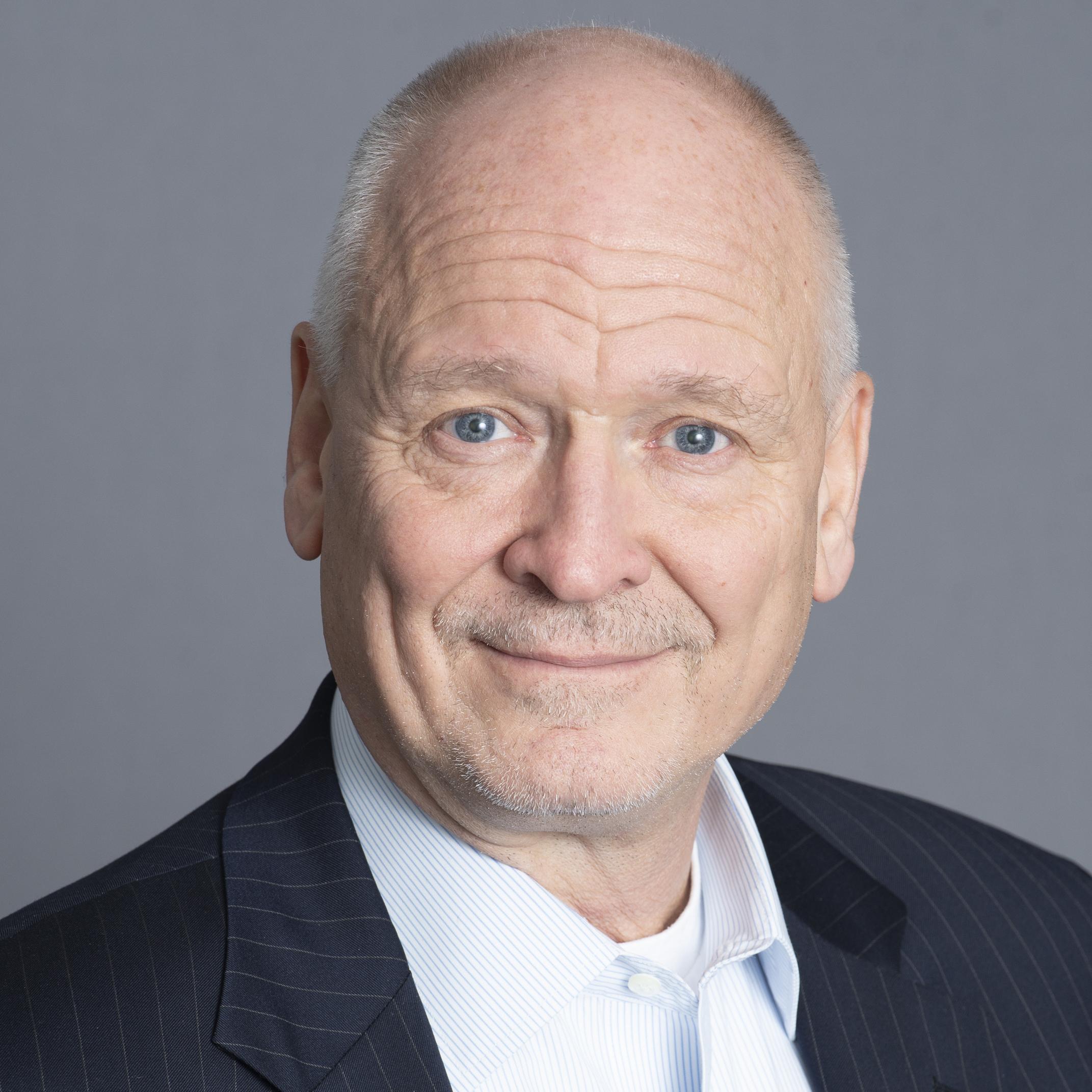 John Riley Consulting Headshot
